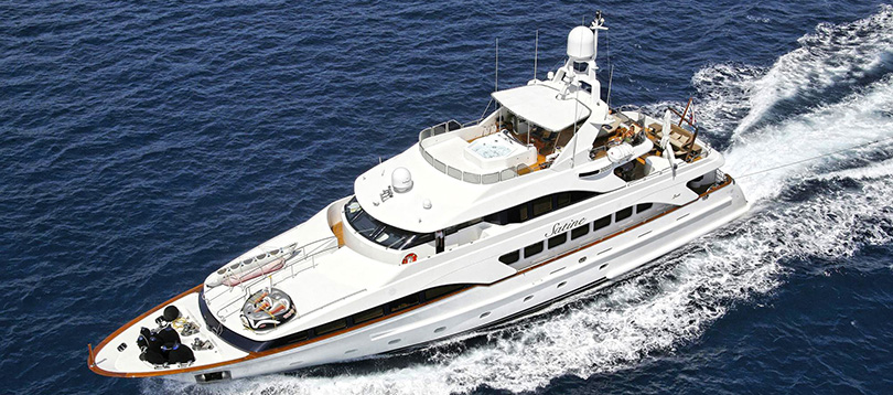Benetti - wonderful  2001 Tissot Yachts International