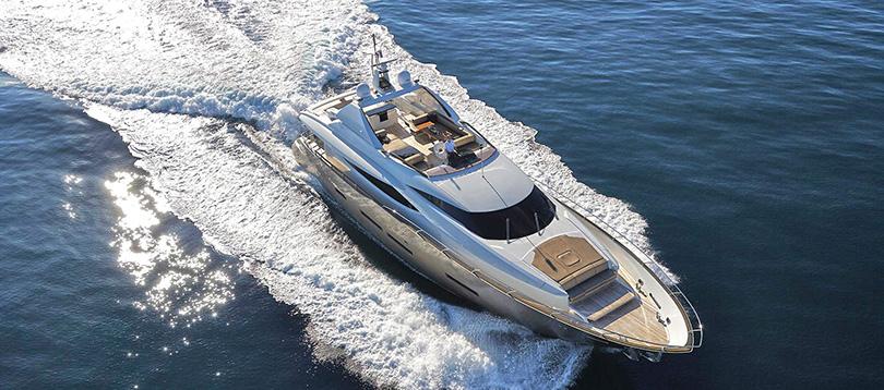 Peri Yachts - Splendide Quantum 2007 TissoT Yacht Charter Suisse
