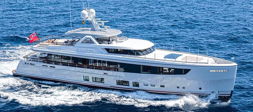 Mulder Shipyard - Splendide Calypso I 2019 TissoT Yacht Charter Suisse