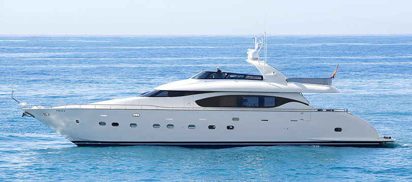 Maiora - Nice 24S 2003 TissoT Yacht Charter Suisse