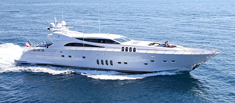 Arno Leopard - Nice 34 2013 TissoT Yacht Charter Suisse