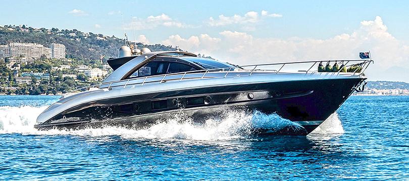 Riva - Nice 68 Ego Super 2008 TissoT Yachts Charter Switzerland