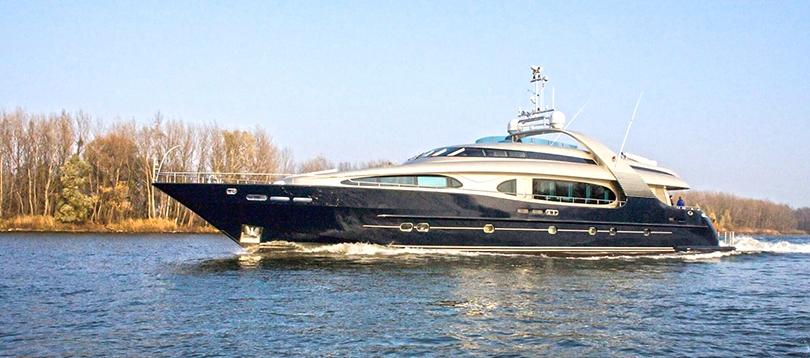 Oceanline - Splendide 39 2008 TissoT Yachts Charters Suisse