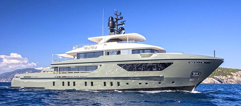 Sanlorenzo - Nice 460 EXP 2015 TissoT Yachts Charter Switzerland