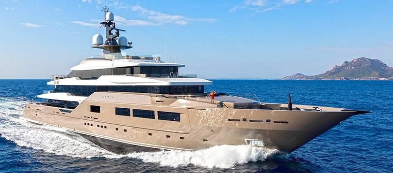 Tankoa Yachts - Splendide S701 2018 TissoT Yachts Charters Suisse