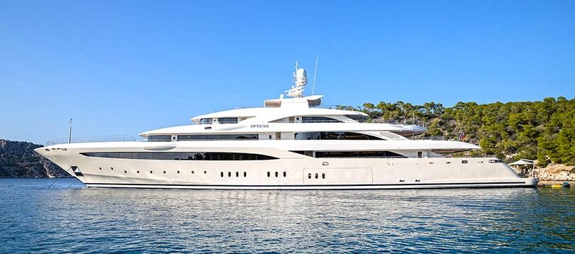Golden Yachts - Splendide 85 2018 TissoT Yachts Charters Suisse