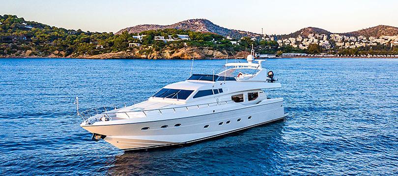Posillipo - Nice 24 2003 TissoT Yacht Charter Suisse