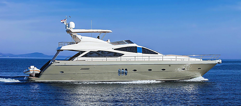 Abacus Marine - Nice 22 2009 TissoT Yacht Charter Suisse