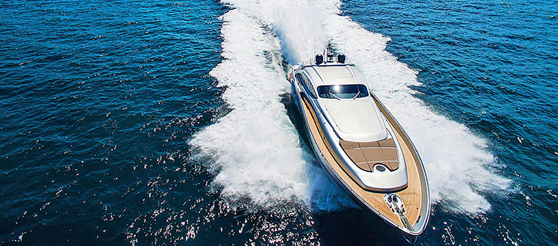 Pershing - Nice 88 2004 TissoT Yacht Charter Suisse