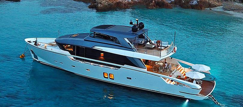 Sanlorenzo - Nice 27 2018 TissoT Yacht Charter Suisse
