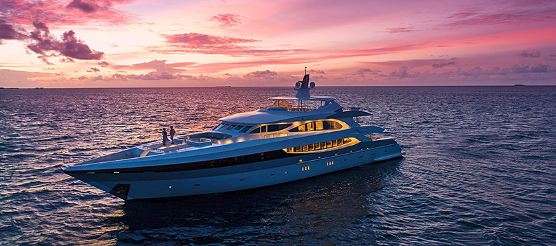 Tropical Adventures Maldives PVT - Nice 38 2018 TissoT Yachts Charter Switzerland