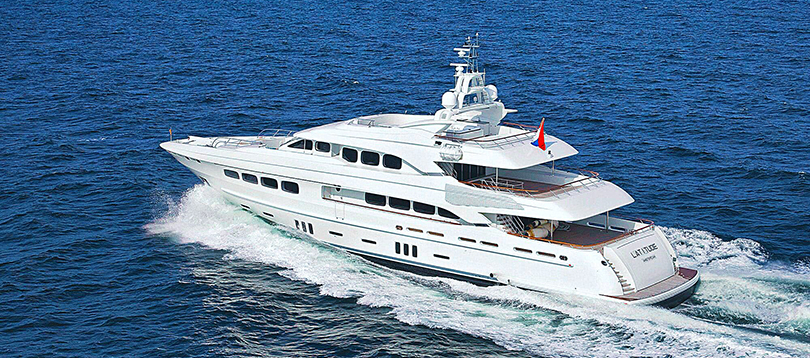 Dutch Yacht Builders - Nice 44 2010 TissoT Yachts Charter Switzerland