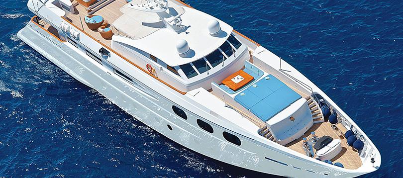 CBI Navi - Nice 40 1998 TissoT Yachts Charter Switzerland