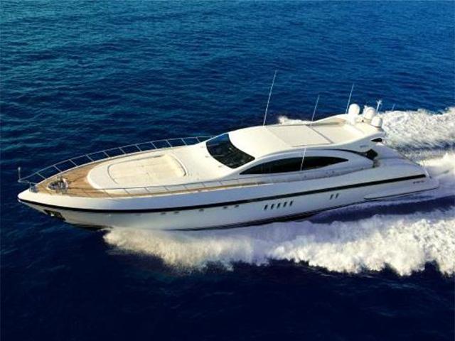 Yacht - Overmarine - Mangusta-108
