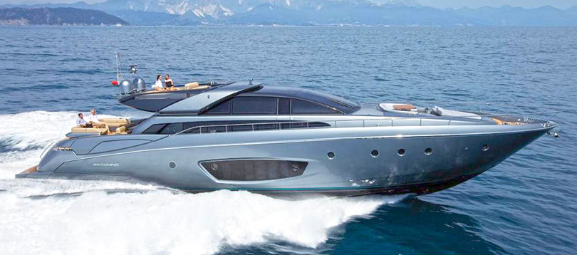Riva - Splendide Domino 86 2010 TissoT Yacht Switzerland
