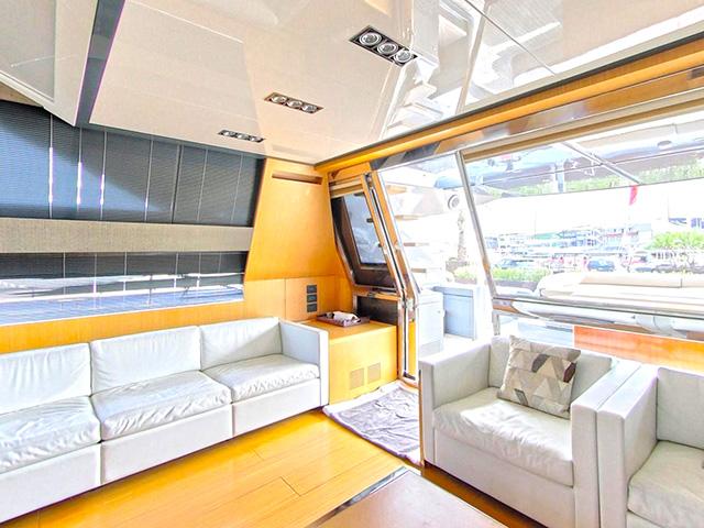 Yacht - Riva - Domino 86