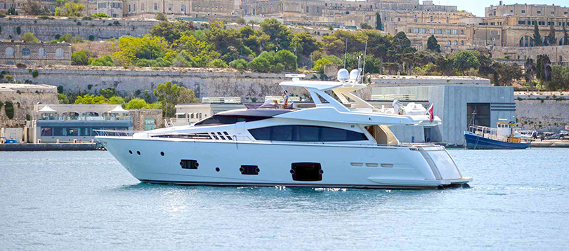 To buy Ferretti 800 - Ferretti Yacht