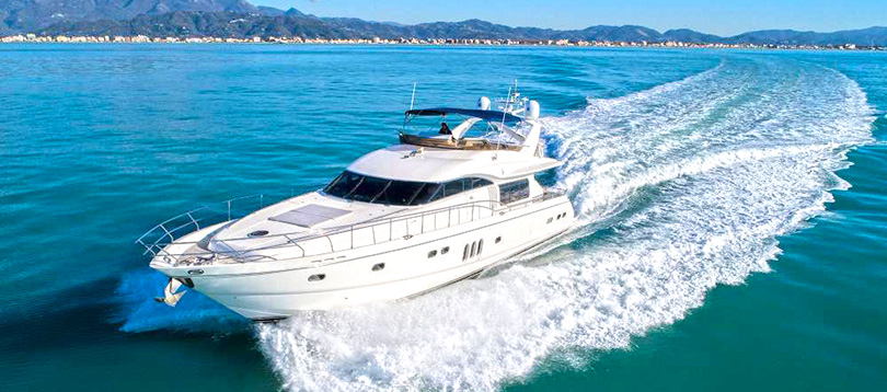 Princess - Splendide Princess 23 2008 TissoT Yacht Switzerland