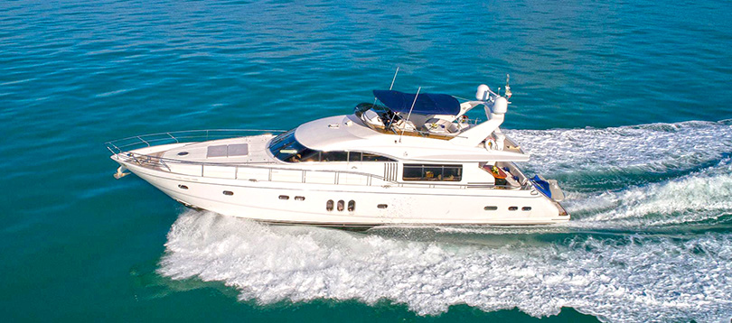 To buy Princess 23 - Princess Yachts Yacht