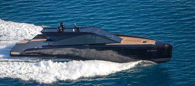 Wally Yachts - Splendide Wally Power 75  Tissot Yachts International