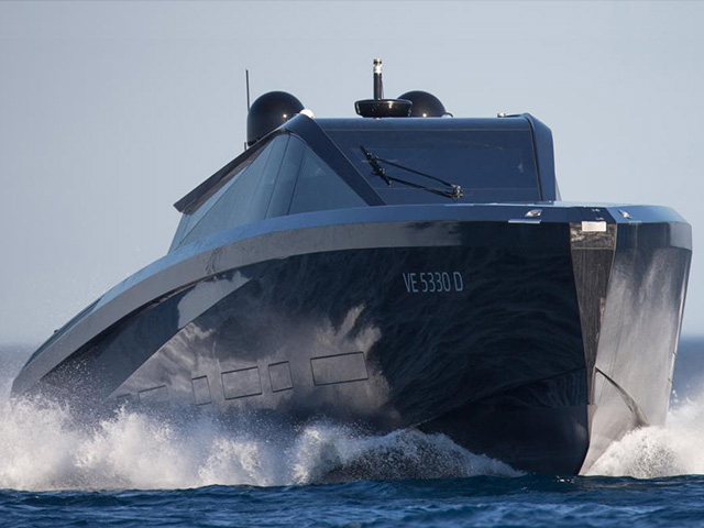 Yacht - Wally Yachts - Wally Power 75