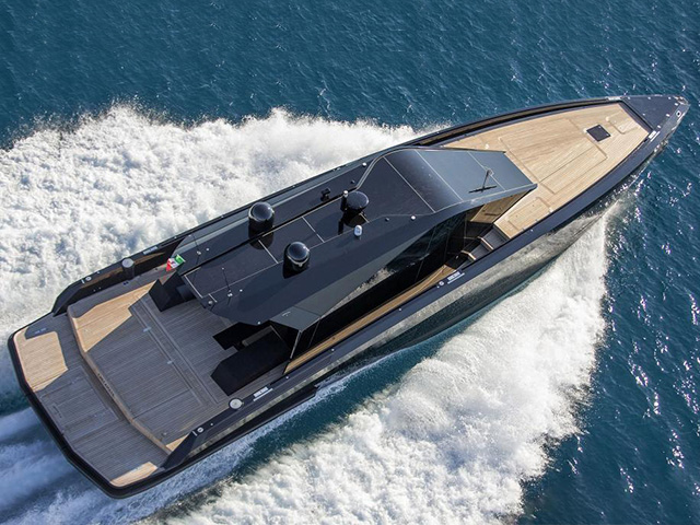 Yachts - TissoT Real Estate : Wally Yachts Wally Power 75 pièces