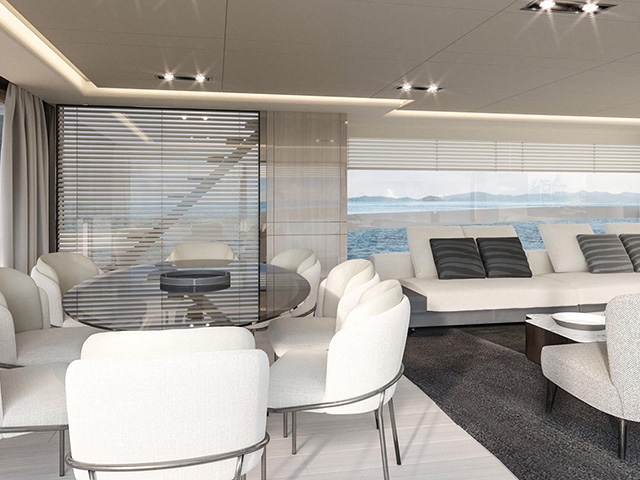 Yachts - TissoT Real Estate : Dynamiq GTT 100 pièces