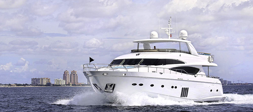 To buy Cristobal - Princess Yachts Yacht