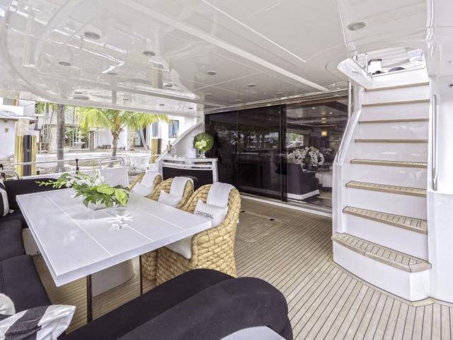 Yacht - Princess Yachts - Cristobal