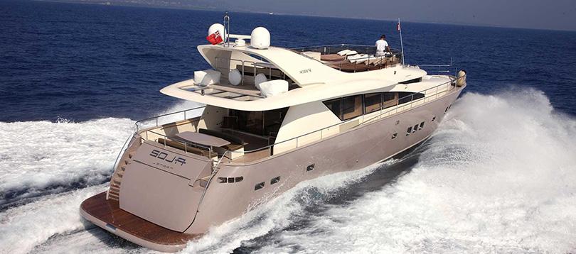 Seanest - Splendide Soja 2007 TissoT Yacht Suisse
