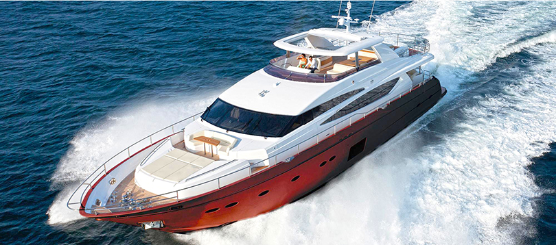 To buy Princess 95 - Princess Yachts Yacht