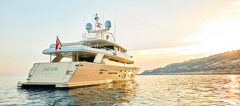 Ferretti - Splendide Custom 2010 Tissot Yachts International