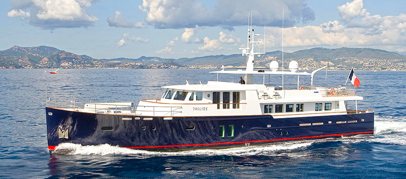 To buy Commuter 108 - OCEA SA Yacht