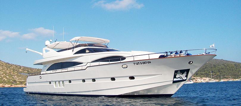 To buy Custom - Astondoa Yacht