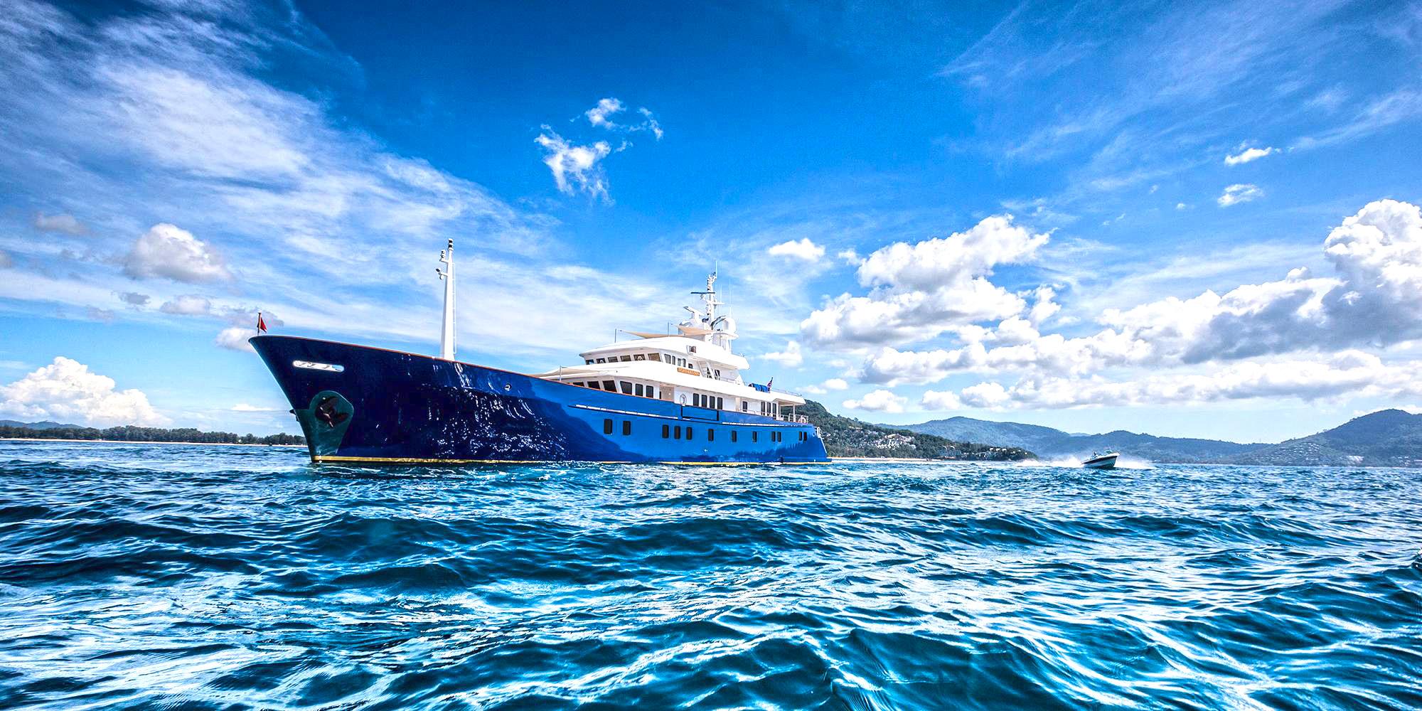 To buy Northern Sun - Narasaki Zosen Yacht