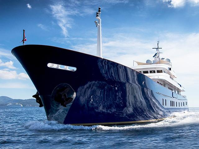 Yachts - TissoT Real Estate : Narasaki Zosen Northern Sun pièces