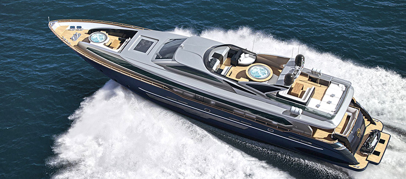Huzur Yat - Splendide Harun 2015 Tissot Yachts International
