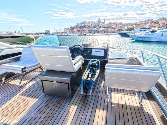 Yacht - Pershing - Pershing 82 VHP