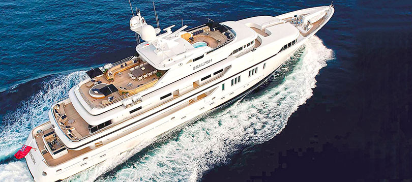 To buy Sealyon - Viareggio Superyachts Yacht