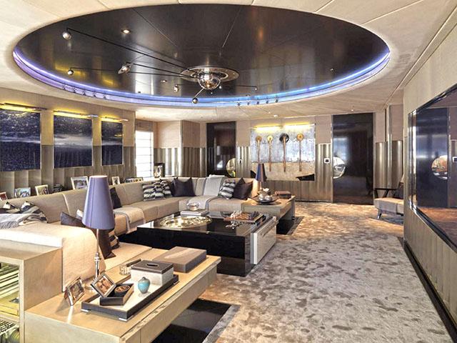 Yacht - Viareggio Superyachts - Sealyon