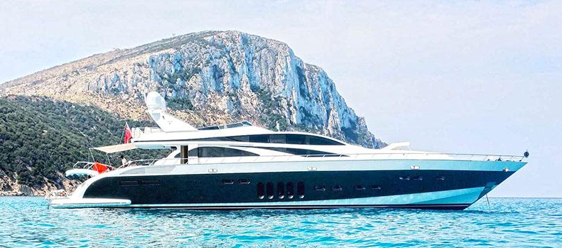 Arno - Splendide Leopard 32 2007 TissoT Yacht Switzerland