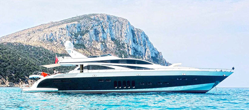 To buy Leopard 32 - Arno Yacht