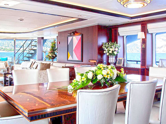 Yacht - Heesen - 3700 series