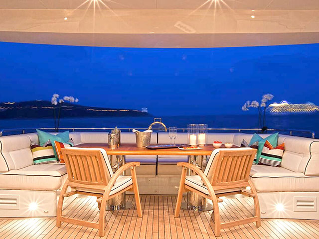 Yachts - TissoT Real Estate : Heesen 3700 series pièces