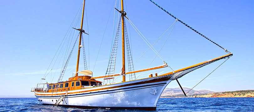 To buy Custom - Halkitis Urania Yacht