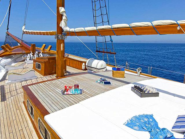 Yacht - Halkitis Urania - Custom