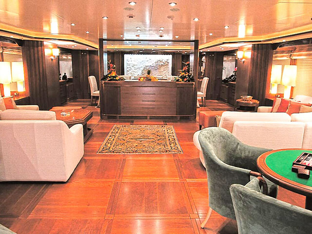Yachts - TissoT Real Estate : Benetti Benetti Vision pièces