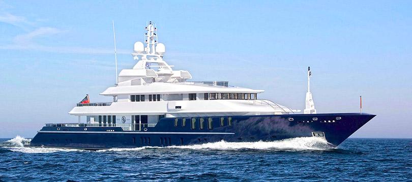 Nobiskrug - Splendide Triple Seven 2006 TissoT Yacht Suisse