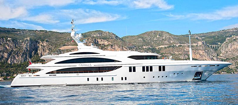 Benetti - Splendide Andreas L 2008 TissoT Yacht Suisse