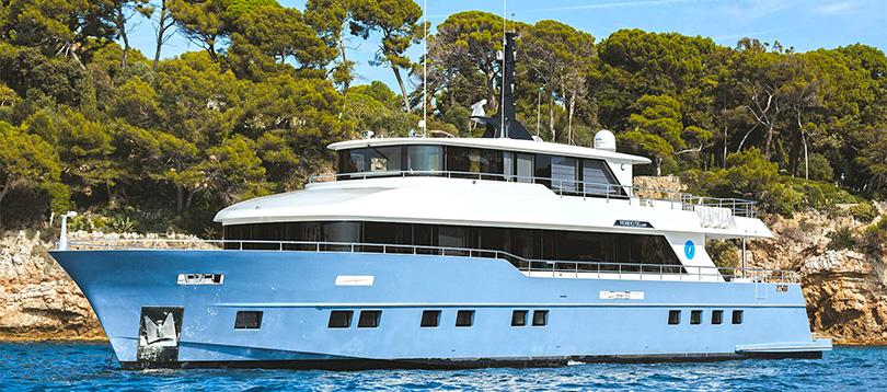 Gulf Craft - Splendide Nomad 95 SUV 2019 TissoT Yacht Suisse